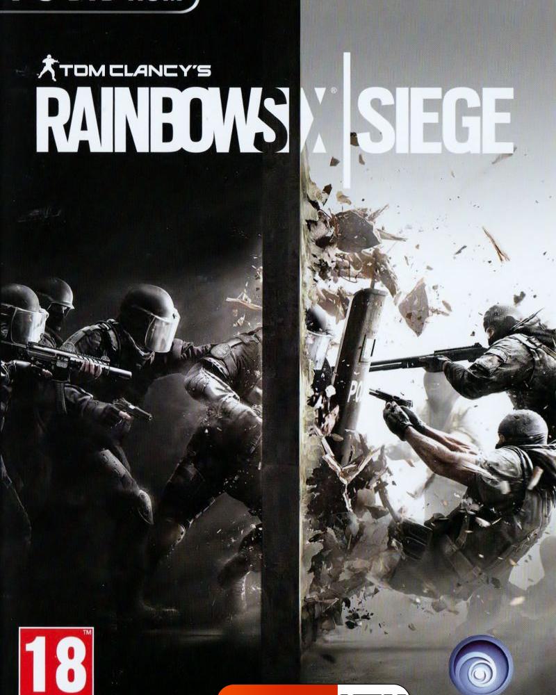 سی دی کی اورجینال Tom Clancy's Rainbow Six Siege - گیمز کی | GamesKey